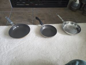 Small Cooking Pans for Sale in Tacoma, WA