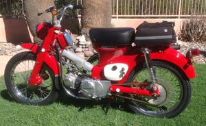 Honda CT90 1968 for Sale in Goodyear, AZ