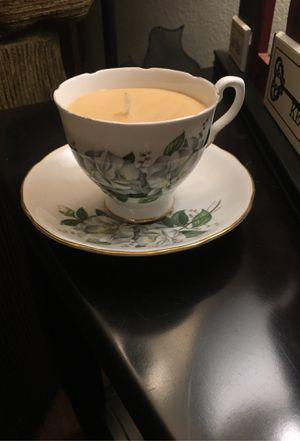 Teacup candle for Sale in Highland, CA