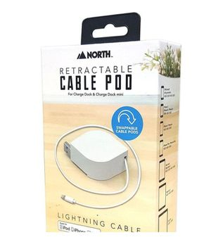 North Retractable iPHONE Cable Pod for Sale in Clearwater, FL