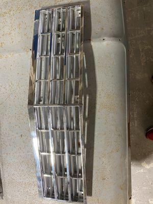 1983 1984 1985 1986 CHEVROLET MONTE CARLO CHROME FRONT GRILLE 83 84 85 86 GRILL for Sale in Hialeah, FL