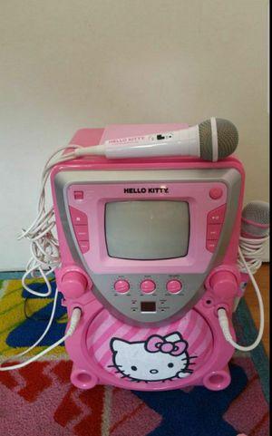 Hello Kitty Karaoke for Sale in Glendale, CA