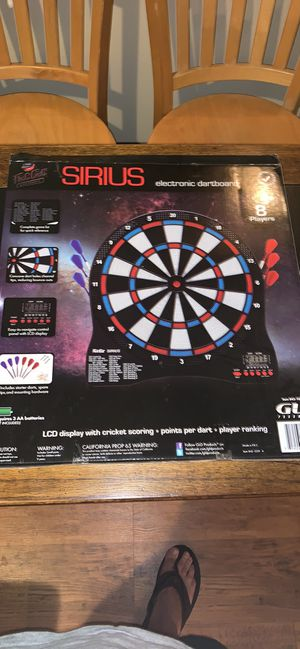 Electronic dart board for Sale in Columbia, MD