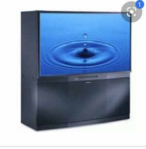 """Mitsubishi 65"""" 1080 Projection tv for Sale in Wytheville, VA"""