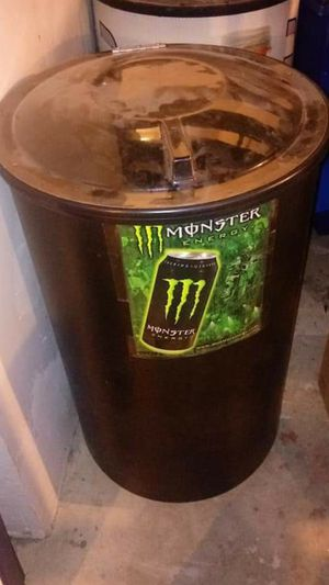 Monster cooler for Sale in Cadillac, MI
