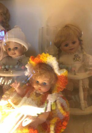 Porcelain dolls for Sale in Fort Worth, TX