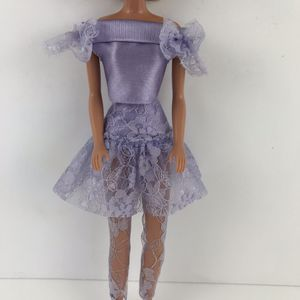 Barbie Doll Dinner Dat Fashions Clothes 1990s Vtg for Sale in Huntington Beach, CA