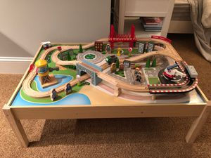 Train Table with all accessories for Sale in Gig Harbor, WA