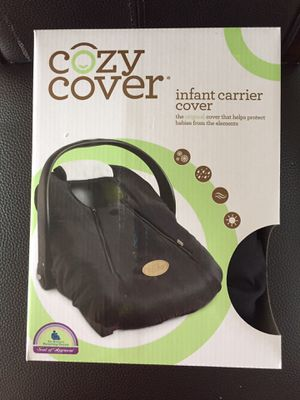 Brand new Cozy cover car seat cover for Sale in Omaha, NE