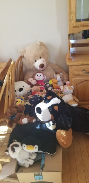 Lot of stuffed animals for Sale in Henderson, NV