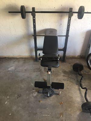 Golds gym XR 6.1 for Sale in Tamarac, FL