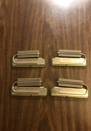 4 sticks of RAM for Sale in Santa Clarita, CA