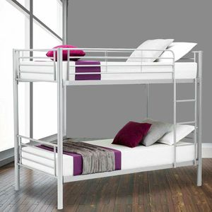 Twin Over Metal Bunk Beds for Sale in Nashville, TN