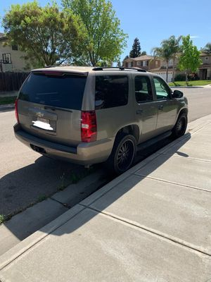 Chevrolet Tahoe (used) for Sale in Tracy, CA