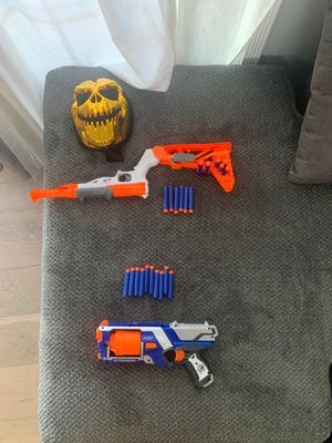 Nerf guns for Sale in Whittier, CA