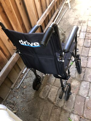DRIVE wheel chair for Sale in Carson, CA