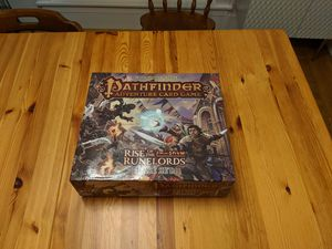 Board game: Pathfinder Adventure Card Game for Sale in Redwood City, CA