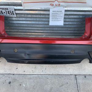 2013-15 Mazda CX-5 Rear Bumper Oem for Sale in Houston, TX