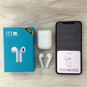 I11 Tws Airpods 5.0 Bluetooth Headset Touch Controls for Sale in Chicago, IL