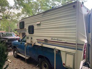 1996 Truck Camper for Sale in Romulus, MI