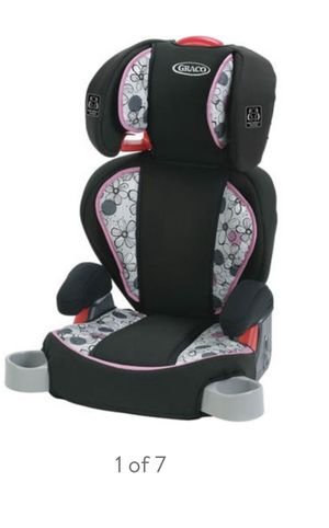 Graco TurboBooster Car Seat for Sale in Rutherford, NJ
