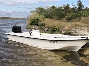 2004 skiff/ flats boat for Sale in Fort Lauderdale, FL