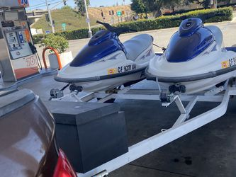 2 2005 Seadoo Matching Jetskies For Sale Seadoos 3 Seaters Lake Ready! for Sale in Riverside,  CA