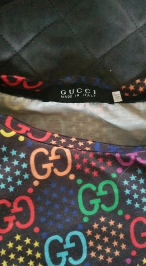 Gucci shirt made from Italy 100% real for Sale in Oklahoma City, OK