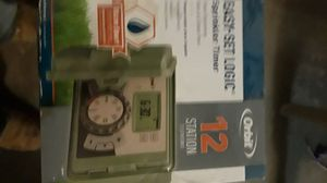 ORBIT 12 STATION EASY SET LOGIC SPRINKLER TIMER for Sale in Las Vegas, NV