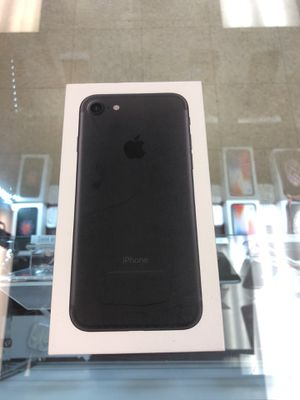 New iPhone 7 Black 32GB AT&T for Sale in Richmond, VA
