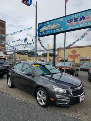 2015 Chevrolet Cruze for Sale in Philadelphia, PA