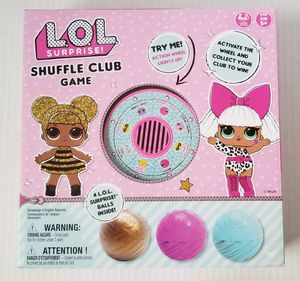 LOL Surprise Shuffle Club Game NEW for Sale in Boca Raton, FL
