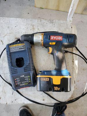 Ryobi drill driver . for Sale in North Miami, FL
