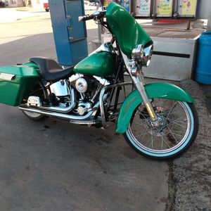 Harley Davidson Softail for Sale in Fort Worth, TX