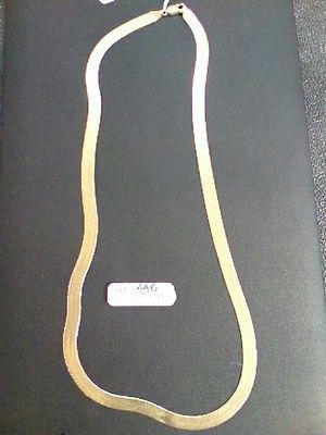 Herringbones 14k necklace for Sale in Gastonia, NC