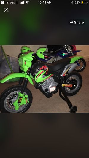 Toddler Electric Dirt Bike for Sale in Washington, DC
