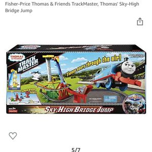 Thomas And Friends Track master Sky high Bridge Jump for Sale in Goodyear, AZ