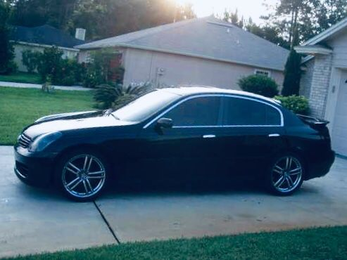 For sale infinity G35 $600