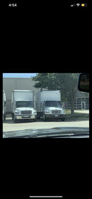 Box truck chofer!!! for Sale in Grapevine, TX