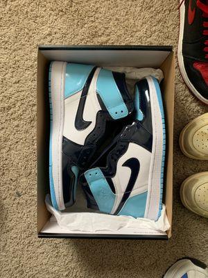 Air Jordan 1 unc blue chill Size 10 for Sale in Atlanta, GA
