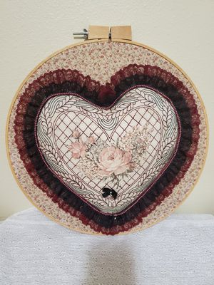 Vintage Heart Handmade for Sale in Kent, WA