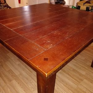 Heavy Pup Table for Sale in Fresno, CA