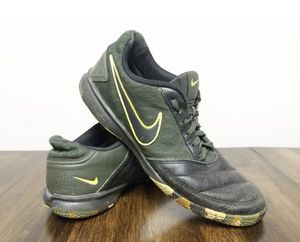 Rare Nike Gato II MENS SIZE 8 Indoor Soccer Shoes Leather Stitch Camo Detail 580453-007 Condition is Pre-owned. Shipped with USPS Priority Mail. No B for Sale in Cleveland, OH