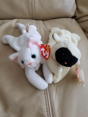 Beanie Babies TY Original Chops and Flip Rare for Sale in Coronado, CA