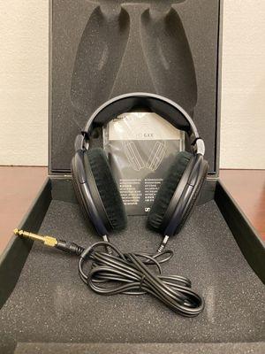 Sennheiser HD6XX headphones for Sale in Buffalo Grove, IL