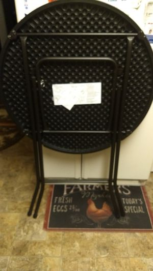 Two person bar table /stand brand new!! for Sale in University, VA