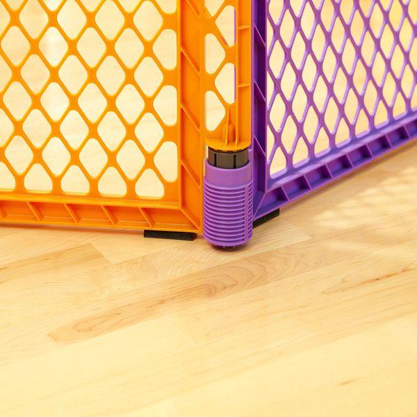 Indoor/ outdoor playpen for animals or kids.