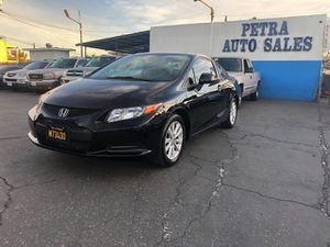 2012 Honda Civic Cpe for Sale in Bellflower, CA
