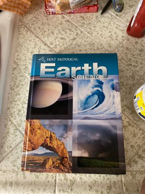 Earth science Holt McDougal for Sale in Fresno, CA