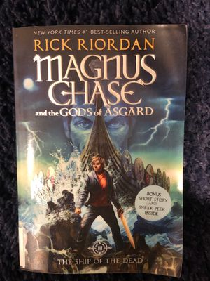Magnus Chase Novel Book 3 for Sale in Newark, NJ